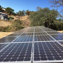 Solar Installation in Saratoga