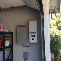SolarEdge Inverter installation