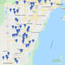 South Miami-Dade installations