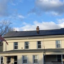 LG panels installed in Southington CT