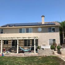 9.76 kW solar system at Murrieta