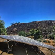 10.88 kW ground mount at Murrieta