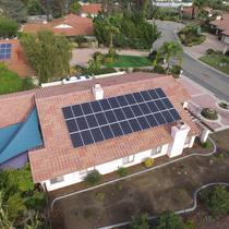 10kW, (36) SolarWorld 285's with Enphase Microinverters