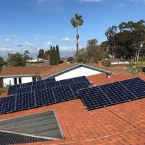 6kW, (17) LG 360's with SolarEdge
