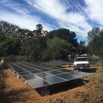 23kW, (68) SolarWorld 345's with SMA inverters