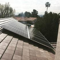 4kW, (12) SolarWorld 345's with SolarEdge
