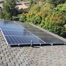 8kW, (24) SolarWorld 345's with SolarEdge in Irvine