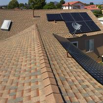 4.6kW, (14) SunPower 327's with SMA inverter