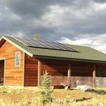 4.4 kW Garage Roof Mount