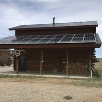 7.3 kW Barn Roof Mount