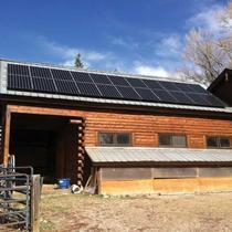 7.6 kW Roof Mount