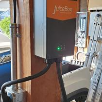 need an EV charger? we'll install those too.