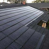 CertainTeed Solar Shingles - Great alternative to Tesla Solar Roof