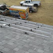 PEP Solar Pre-staged Install