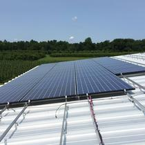 Array Under Construction - Williamson, NY