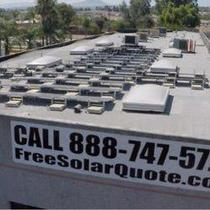 Our Santee Office Roof