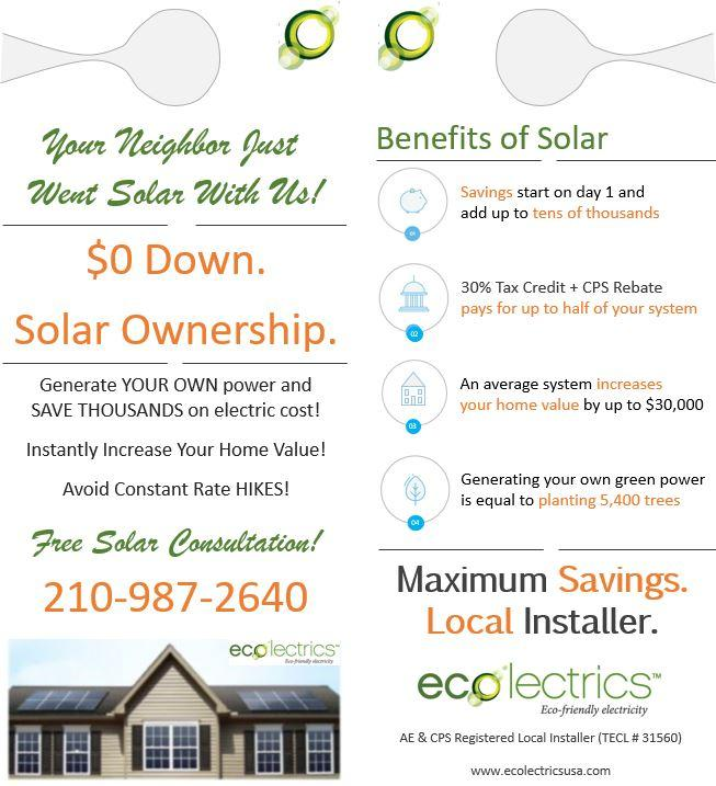 Ecolectrics profile reviews 2018 energysage Benefits of going solar