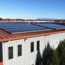 Itek HQ Solar Array