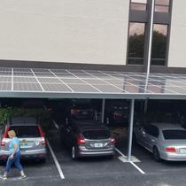 29 KW Solar Carport