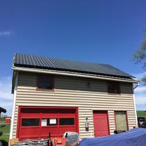 Shed makes for good solar!