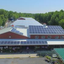 Great Swamp Nursery Powered by GPE and SunPower
