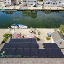 Silfab and SolarEdge in LBI, NJ
