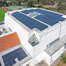 Santa Catalina School, Commercial Solar Installation