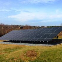 20 kW ground mount in Baltimore County