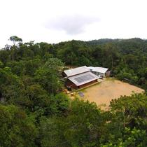 6.6kW itek Energy off-grid, battery back-up system for the Maya Jaguar School in the remote jungle of NW Guatemala.