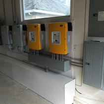 Power outages no more--here's a 20kW grid-tied PV system with a battery-backup system.