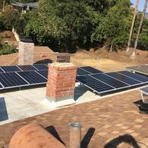Beverly Hills Solar Installation
