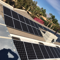 Mary's Solar Installation in Beverly Hills