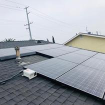 Max Went Solar in Culver City