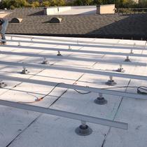 Dorin Solar Installation In Progress