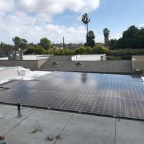Dorin's Solar Installation in Marina Del Ray