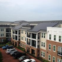 Commercial Solar at Heritage Senior Residences