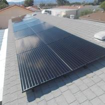 Low Profile Enphase Solar Installation