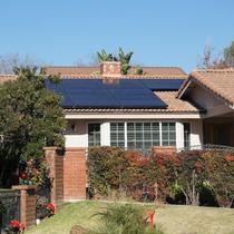 Beautiful SunLux  solar Installation
