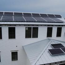 8.4 kW Solar System in Sullivan's Island, South Carolina