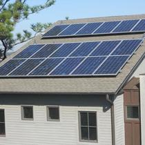 4.5 kW Solar System in Edisto Island, South Carolina