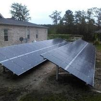 18.5 kW Ground-Mount Solar System in Timmonsville, South Carolina