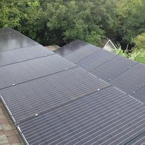 9.58 kW Solar System in Sullivan's Island, South Carolina