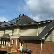 6KW Roof Mount Solar PV