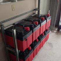 44 kWh Lithium Battery Bank