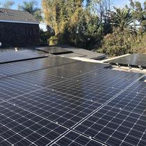 Solar Installation, Orange County